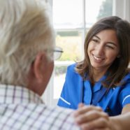 Eliminating excessive admin in aged care gives staff more time to spend with clients